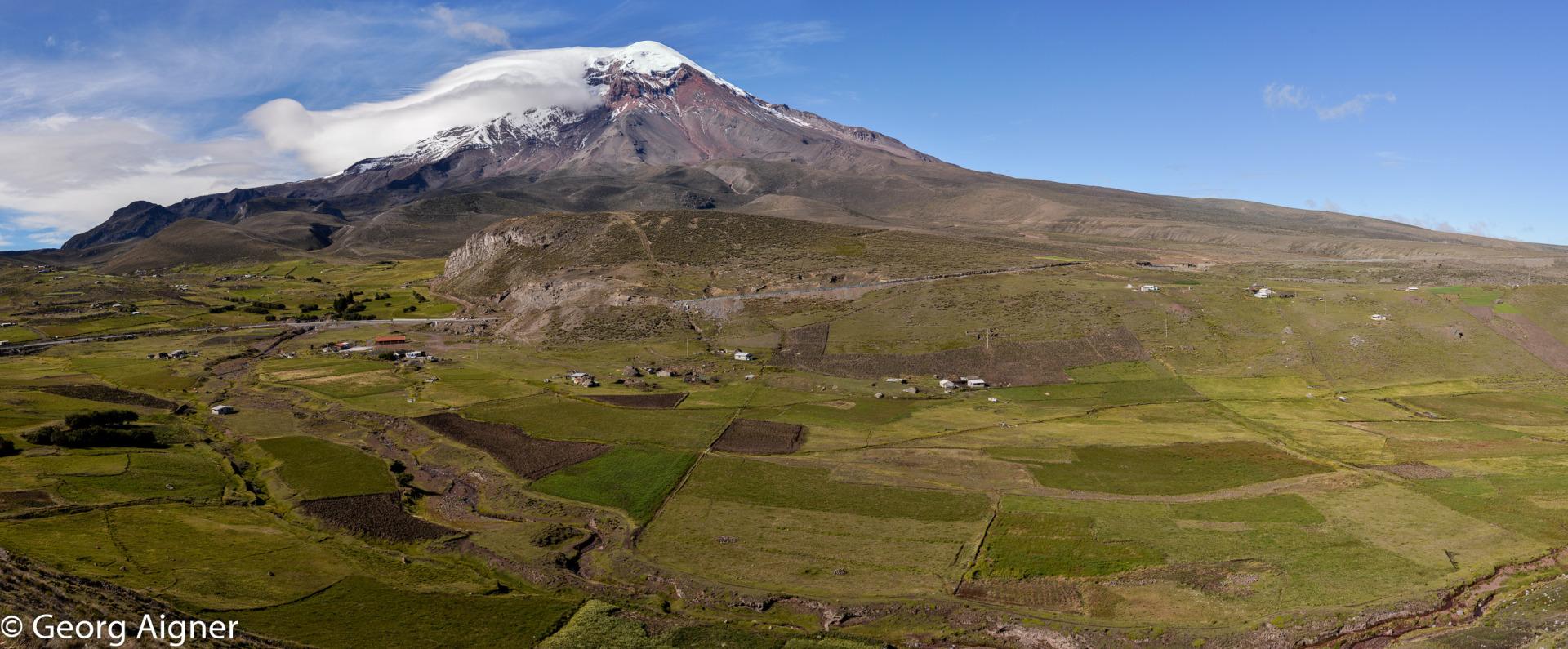 Autour du Chimborazo