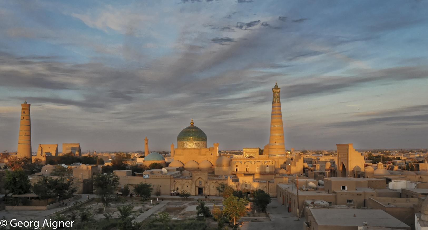 Ouzbékistan – à l'autre bout de la Route de la Soie