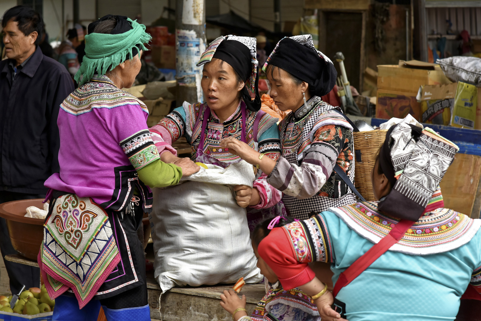 Minorités du Yunnan