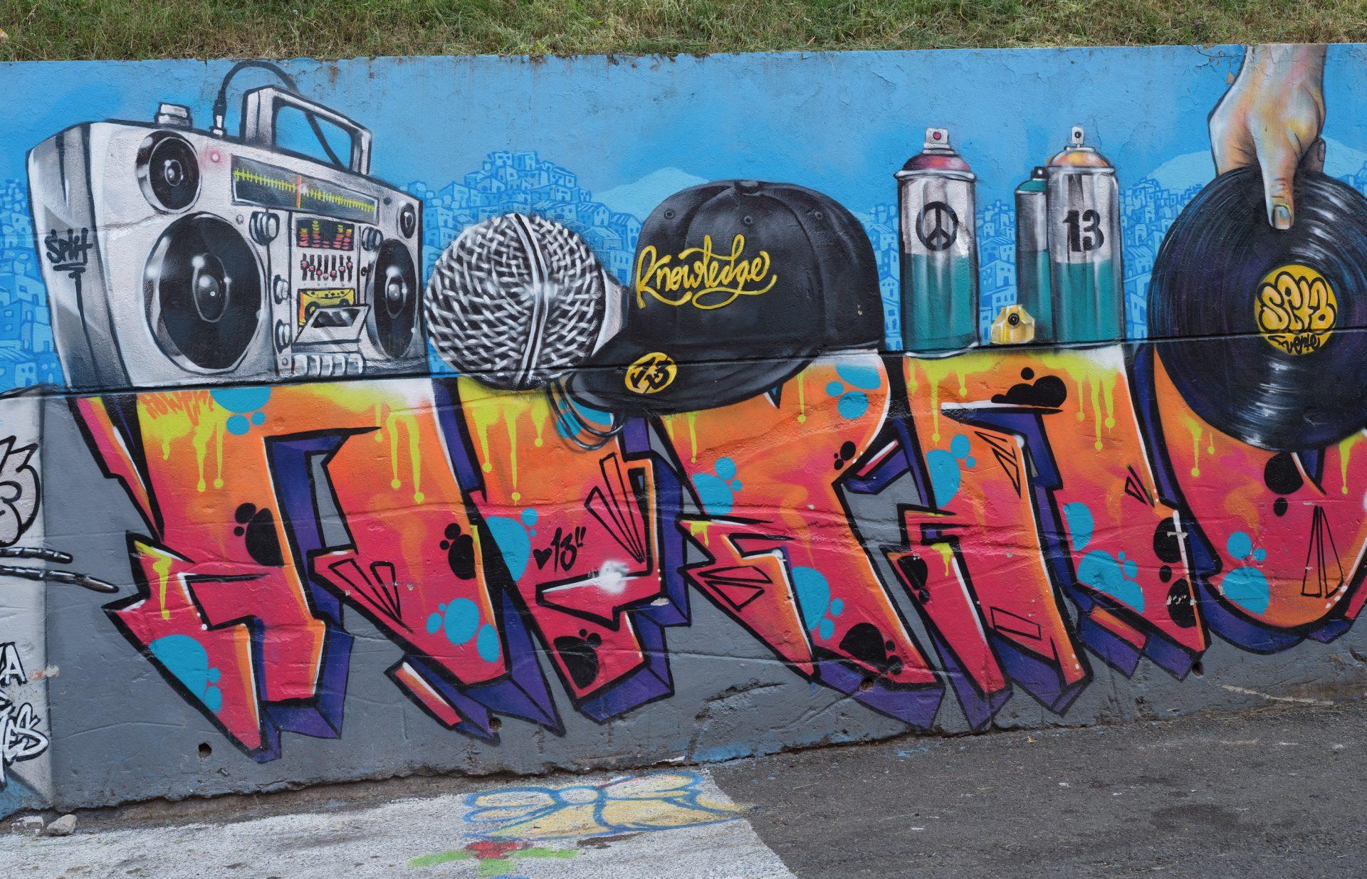 Medellin Comuna 13 – Symbole du renouveau de la Colombie